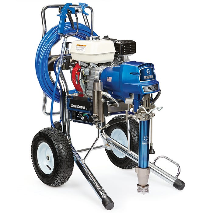 Electric Protective Coating Sprayers