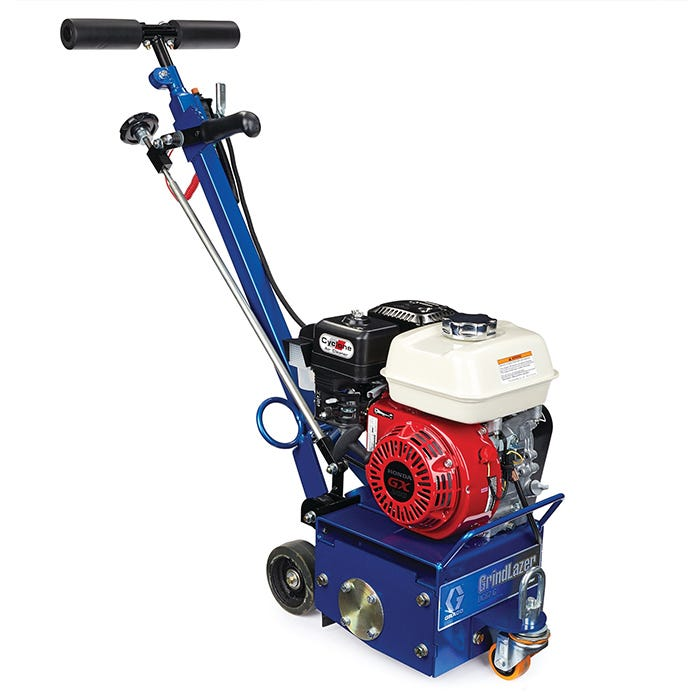 Scarifying Equipment