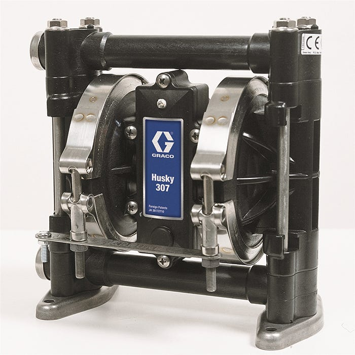 Husky Air Diaphragm Pump