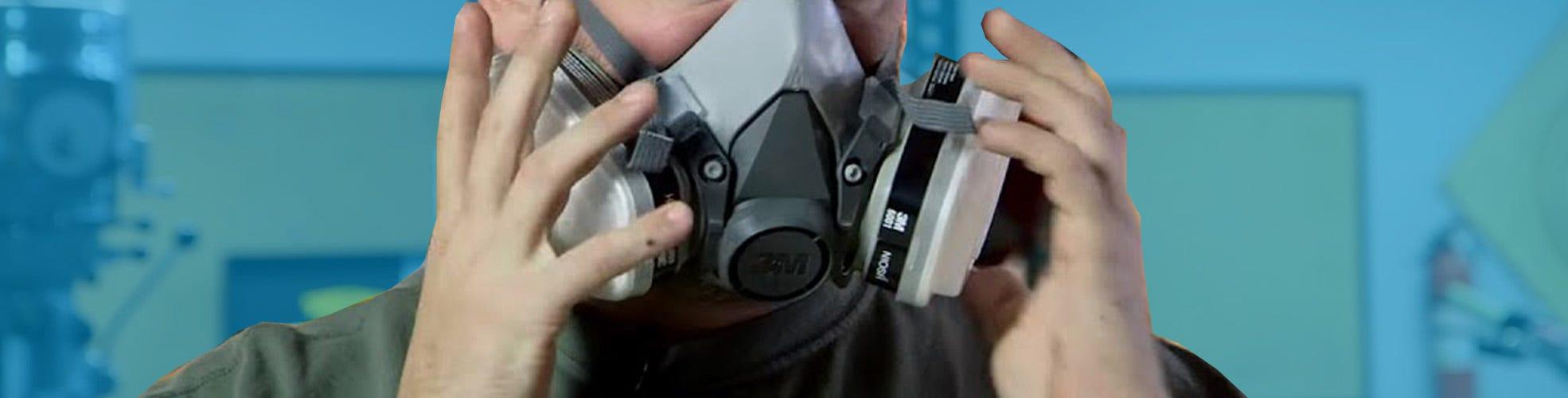 Cartridged Respirator