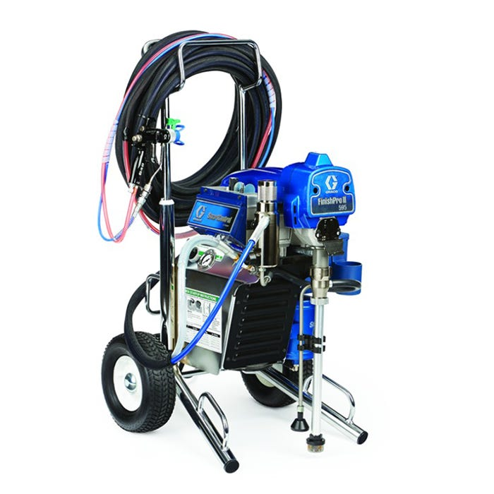 Air-Assisted Airless Sprayers