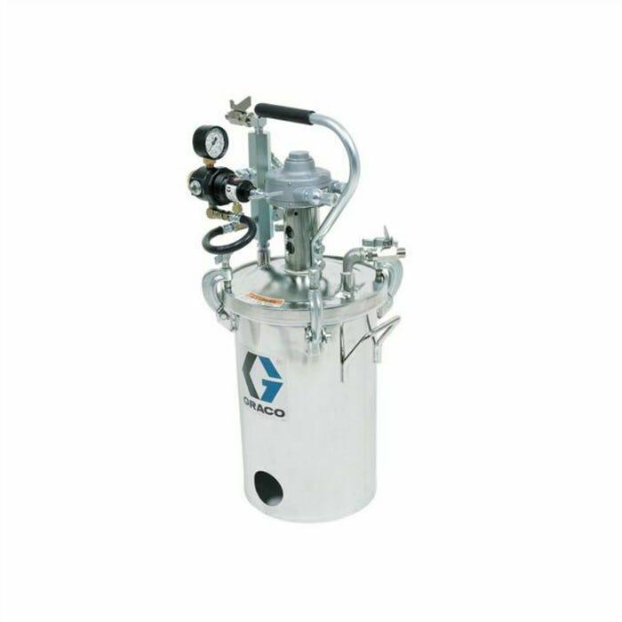Compressor Pressurized 2 qt & 2 gal