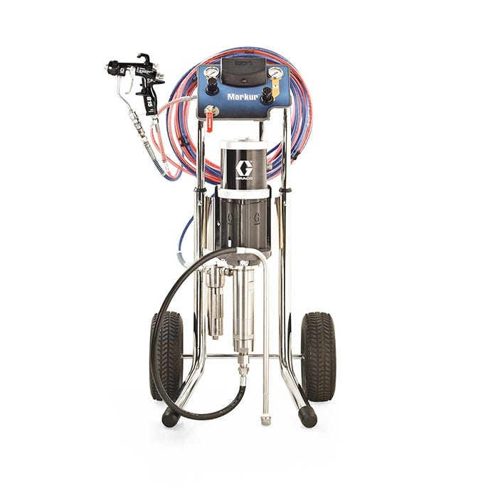 Merkur Airless Sprayers