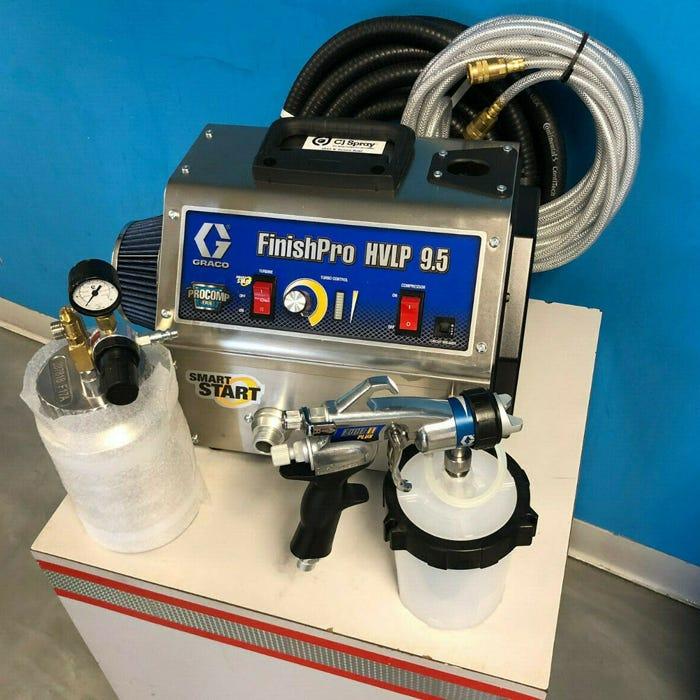 Turbine Pressurized 1 qt & 2 qt