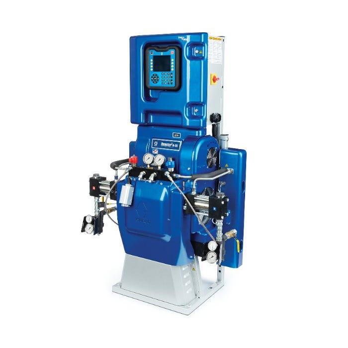 Hydraulic Polyurea Proportioners