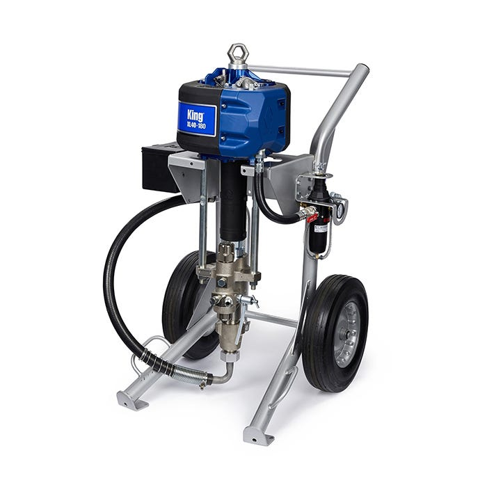 King Airless Pumps