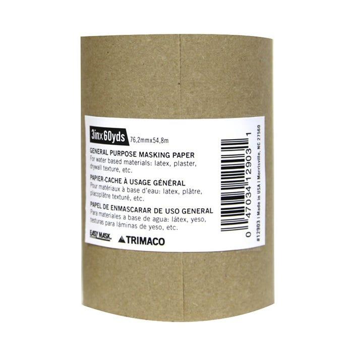 Brown General Purpose Masking Paper