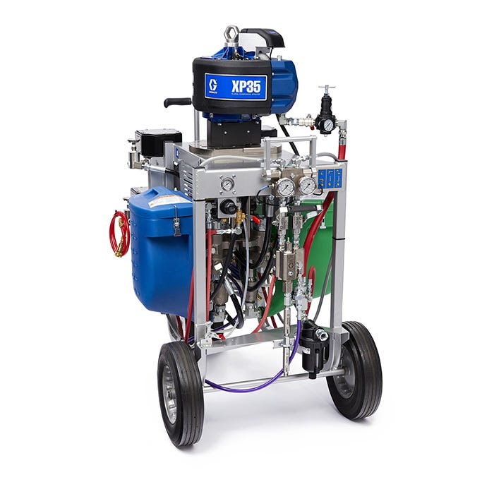 Graco XP Plural Component Sprayers
