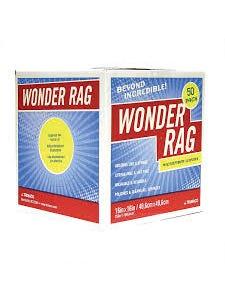 DISPENSER BOX WONDER RAG, 50PK