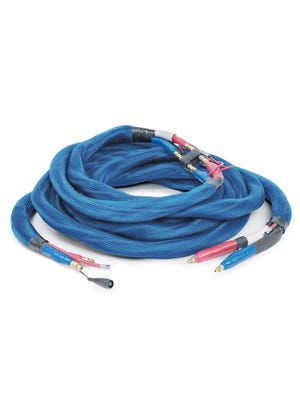 HOSE, HTD, 2000, 3/8, W/RTD AND SG