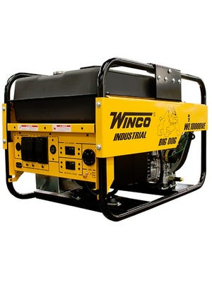GENERATOR, 18 KW, WINCO BIG DOG