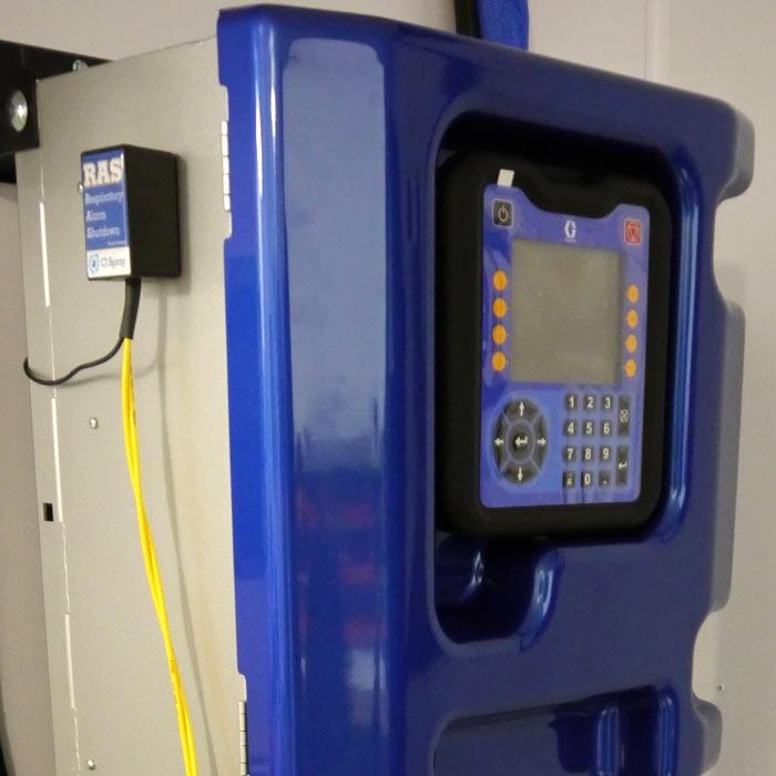 RAS - Respiratory Alarm Shutdown