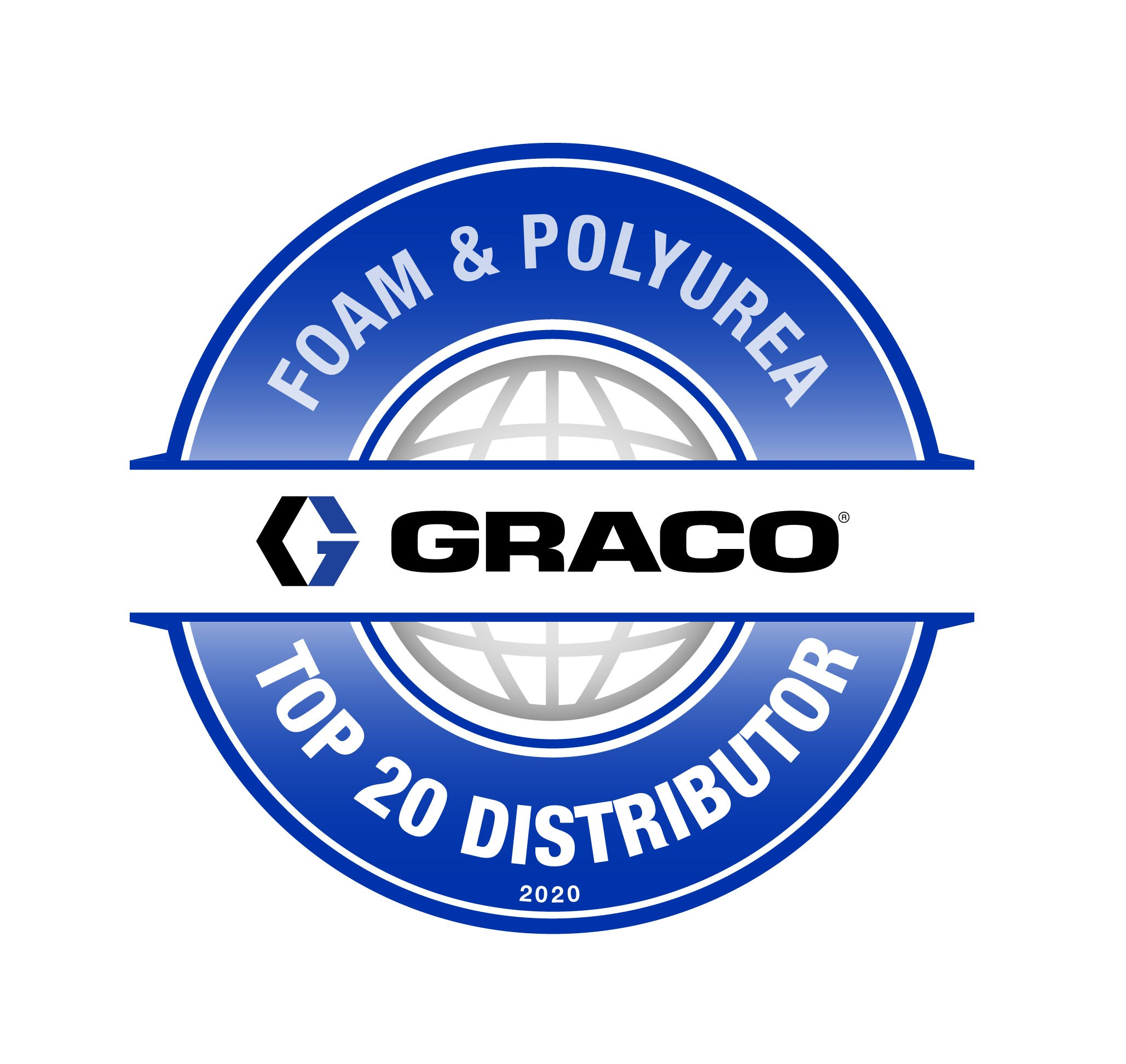 Graco Top 20 HPCF Distributor for 2020