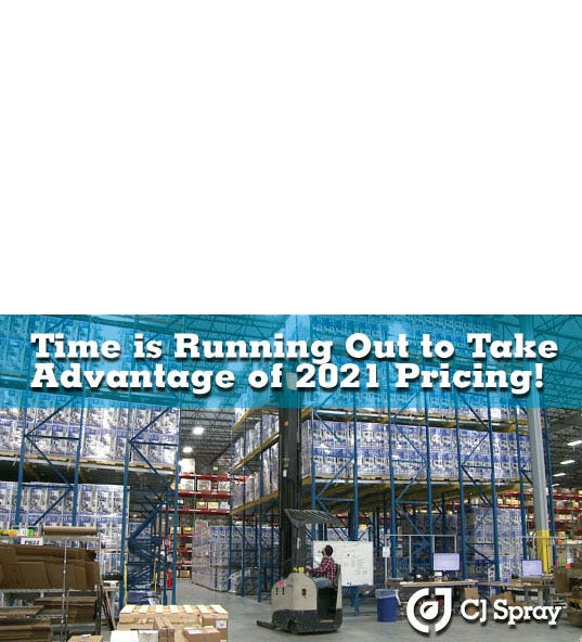 Spray Equipment Industry Price Changes - 2022