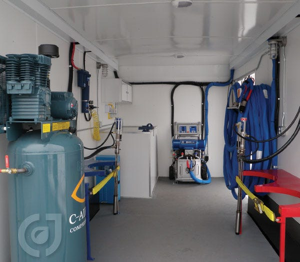 Spray Foam Rigs and Equipment MN